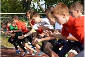 Budapest Gyermek Atlétikai Bajnoksága 2016