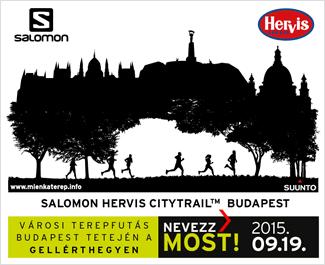 Salomon Hervis Citytrail Budapest