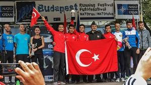 győztes katona csapat